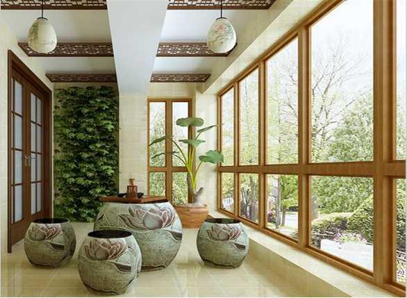 铝包木门窗 隔音窗 推拉窗